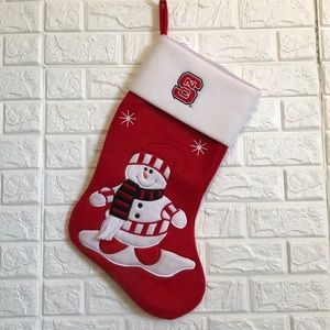 NWOT NC North Carolina State University stocking